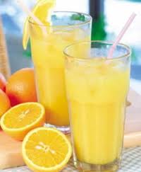 Iced lemonade - perfect for the hot Summer weather!