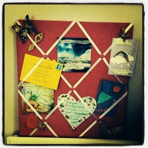 My Awesome 'Positivity Board'
