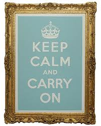 How to keep calm and carry on with chronic illness...