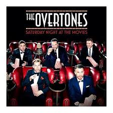 The Overtones: 'Saturday Night at the Movies'