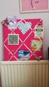 Positivity Board -full of hope and inspiration