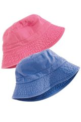 The style of hat that is most effective in lessening the severity of the dizziness