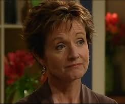 Susan Kennedy a regular on the television soap opera Neighbours who has been battling MS