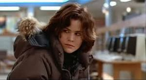 Was most definitely a Loner in high school - just like Ally Sheedy from 'The Breakfast Club'
