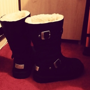 My ever so warm and snuggly ugg boots!!