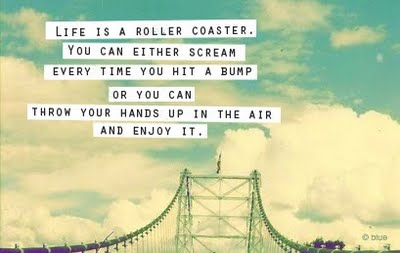 Lifes-a-rollercoaster