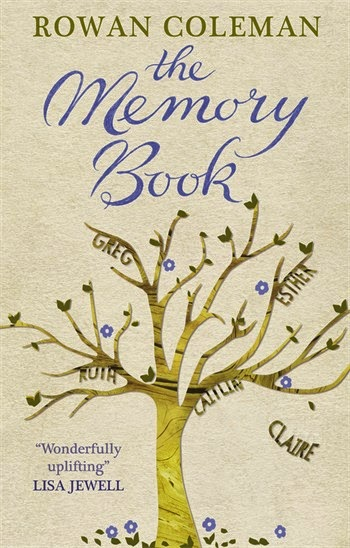 The gorgeous cover of a wonderful and moving book