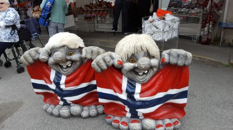 Some famous Norwegian trolls!