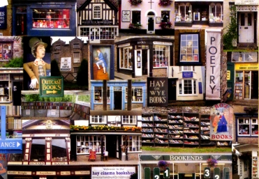 The many wonderful bookshops of Hay-on-Wye